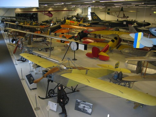 Musée d'aviation de Linköping