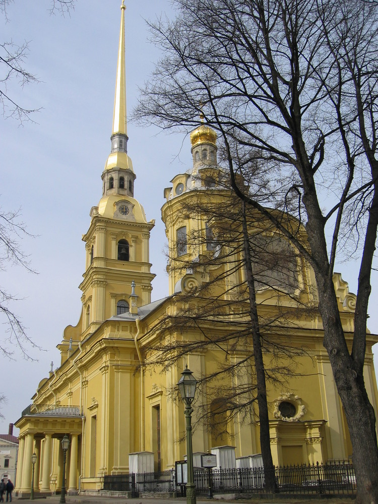 Cathédrale de Peter et Paul