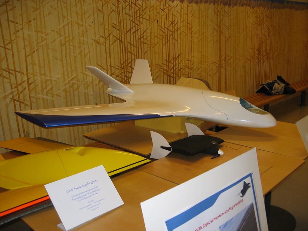 Projet d'aéronautique de Sam