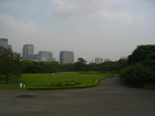 The Imperial Gardens