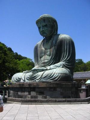 Daibutsu in Kamakura