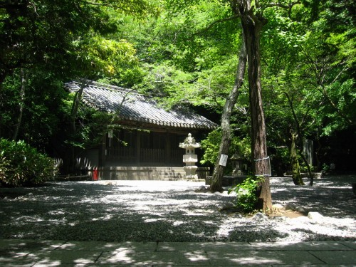 Kootoku-in temple