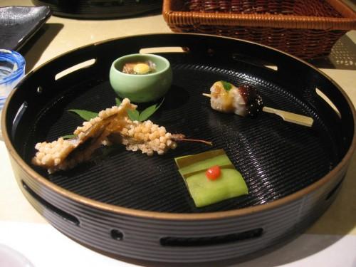 Izakaya food