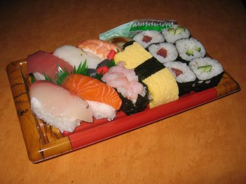 Sushi du supermarché
