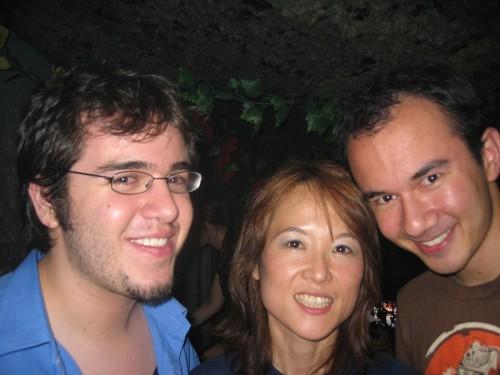 SuGar Yoshinaga, Wilson and me