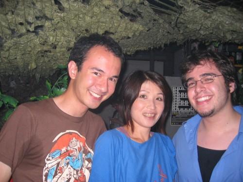 Yumiko Ohno, Wilson and me