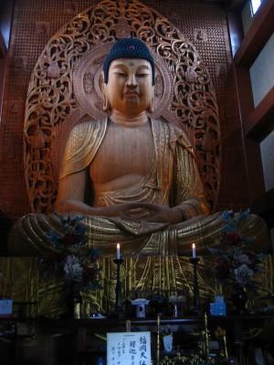 Bouddha géant de Tochō-ji