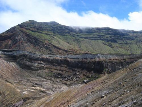 Roches de volcan