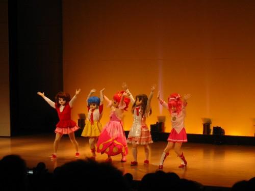 Masquerade girls